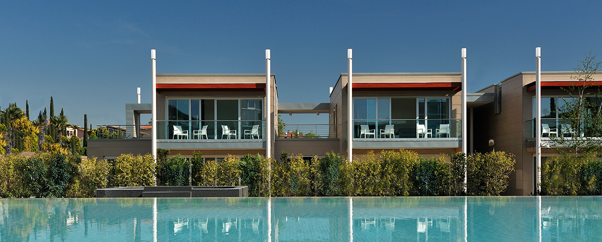 Aqualux Hotel Spa & Suite Bardolino Room Pool View