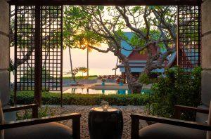 Chiva-Som Golden Bo Suite Terrace segara