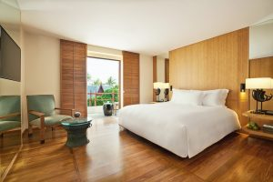 Chiva-Som International Health Resorts Patchouli Suite Bedroom segara