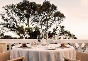 Ellerman House Cuisine Dining Südafrika segara Grant Daniels