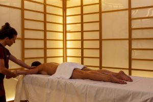 Neptune Hotels – Resort, Convention Centre & Spa Massage Greece Griechenland Kos Wellness segara