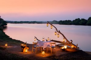 andBeyond MATETSI RIVER LODGE Zimbabwe