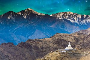 Leh in Ladakh the far Norther part of India andBeyond snow leopard expedition