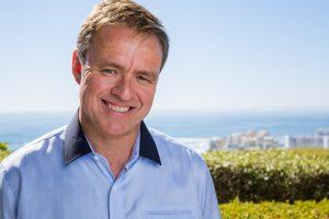 Paul Bruce-Brand Ellerman House segara Kapstadt Südafrika Generalmanager