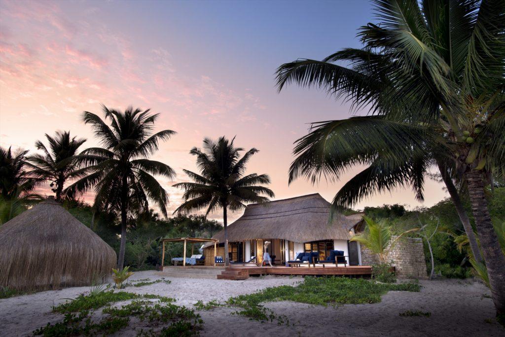 Dugongs andBeyond Lodge Benguerra Island Luxus Safari segara Mosambik