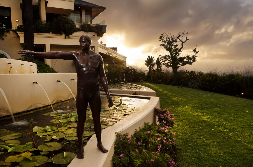 ARtAngels Ellerman House Kunst Kapstadt Südafrika segara