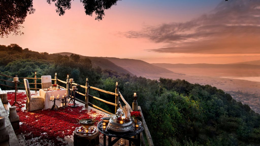 andBeyond segara PR Agentur München tourismus Ngorongoro Crater Lodge tansania