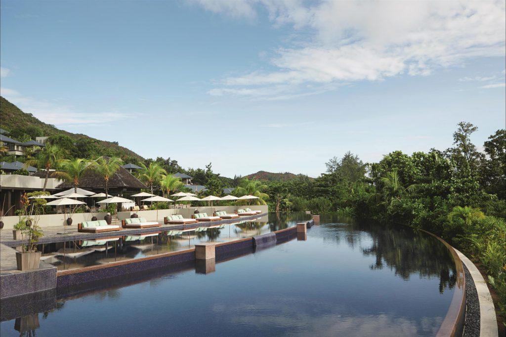 Raffles Seychelles Praslin Seychellen PR Agentur segara München Tourismus