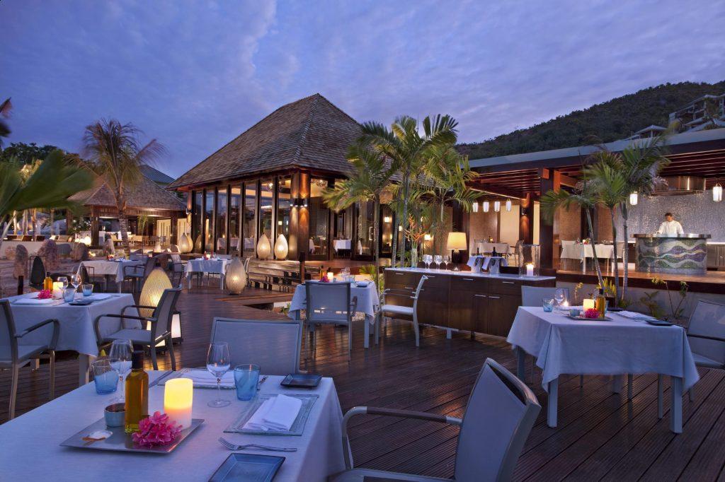 Raffles Seychelles Gourmetküche segara PR Agentur Tourismus München