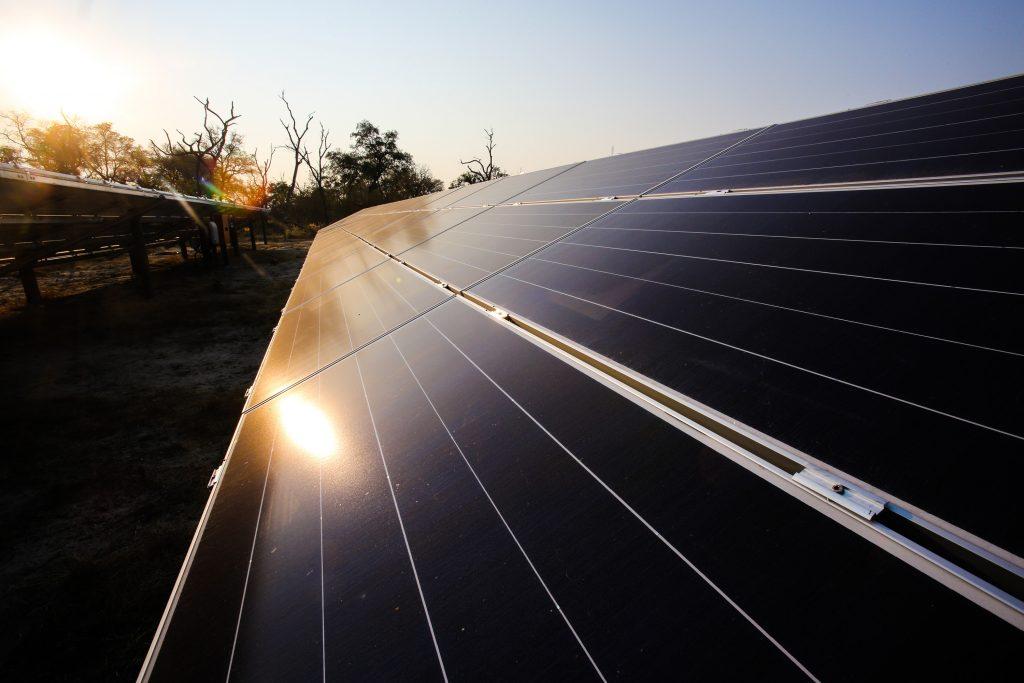 andBeyond Botswana Xaranna Okavango Delta Camp Energiewende Südafrika segara PR Agentur Tourismus München solaranlage