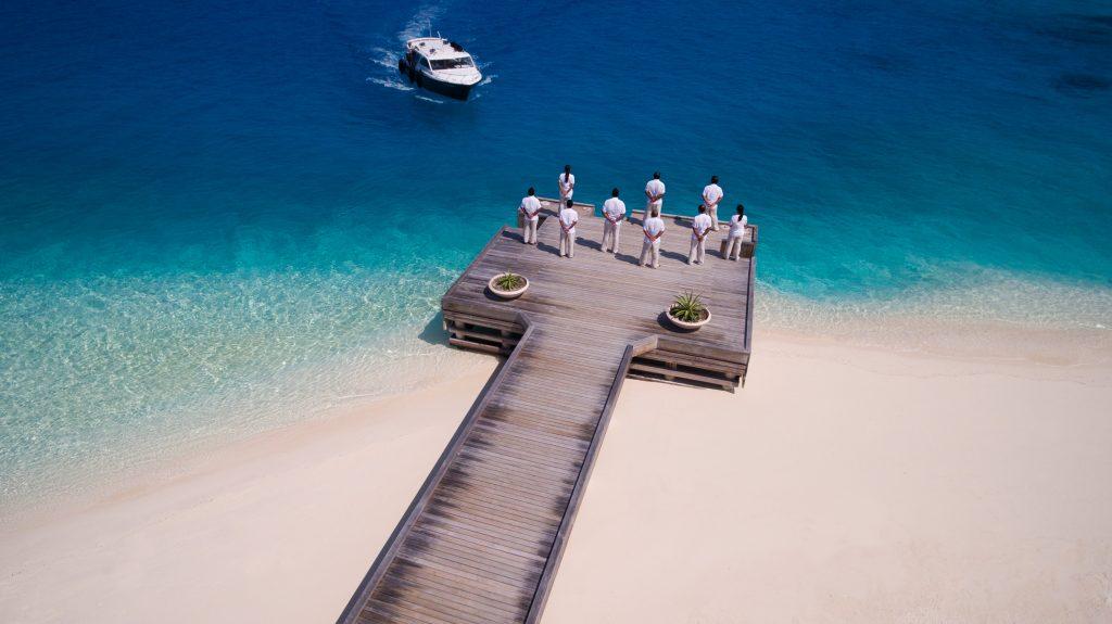 Huvafen Fushi Malediven segara PR Agentur München Luxusresort Tourismus