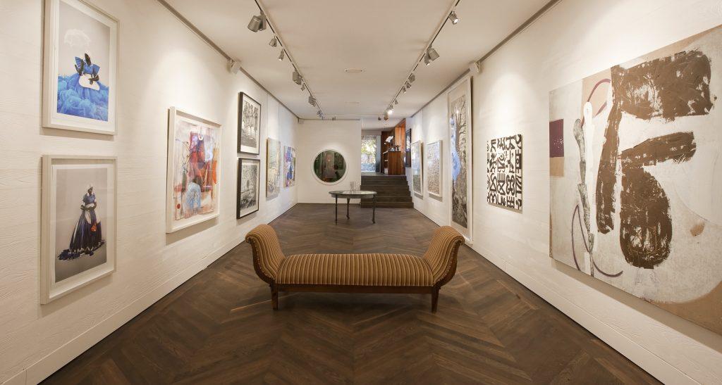 Ellerman House Art Contemporary Kunsttouren Ipad Kunsttour segara PR Agentur München Tourismus