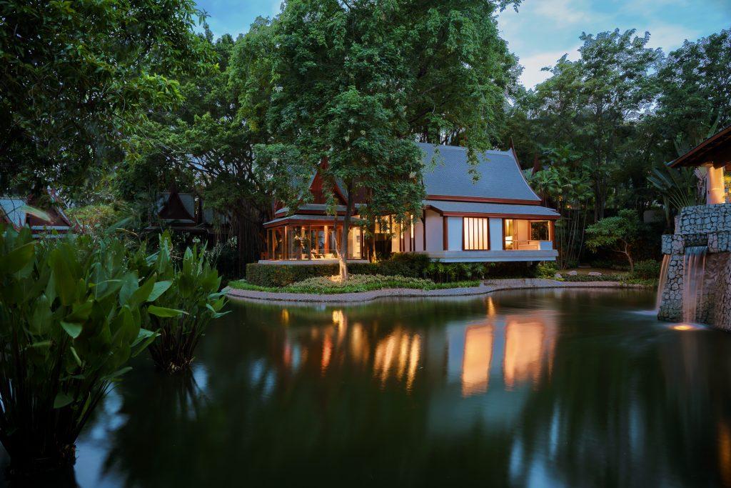 Watsu Chiva-Som Pavillion Suiten segara PR agentur Tourismus münchen