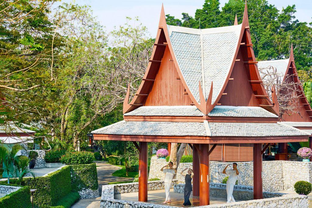 Chiva Som International Health Resort Christy Ohly Blockaden lösen segara PR agentur Tourismus
