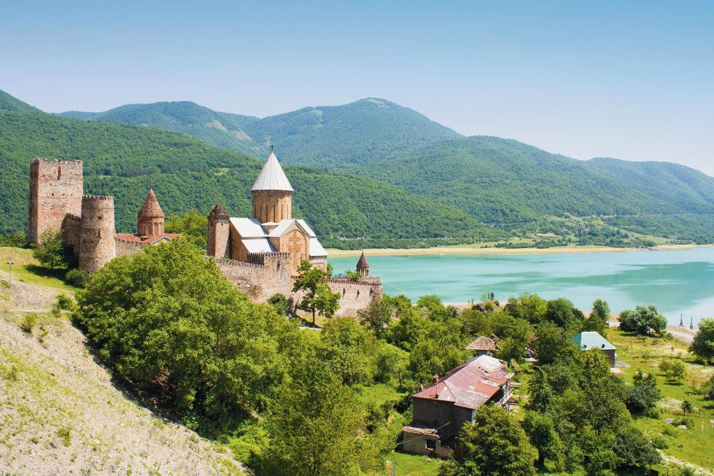segara PR Agentur Tourismus München Bayerisches Pilgerbüro Pilgerreisen Ostern wanderlust georgien sizilien