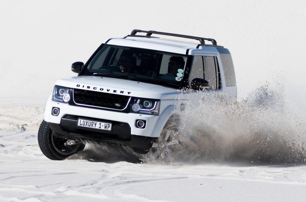 Offroad-Tour Land Rover Kapstadt Ellerman House segara PR Agentur München The Atlantic Dune 4x4 Experience