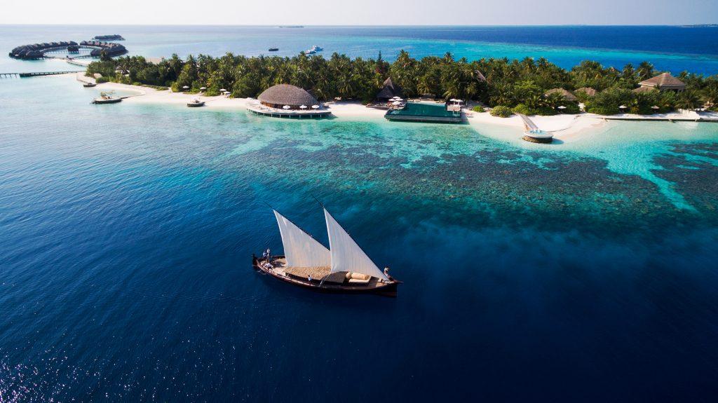 Malediven Urlaub Amilla Fushi Finolhu Huvafen Fushi segara PR Agentur Tourismus