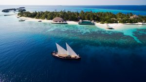 Huvafen Fushi Malediven Malé Atoll segara Kommunikation Tourismus PR Agentur München