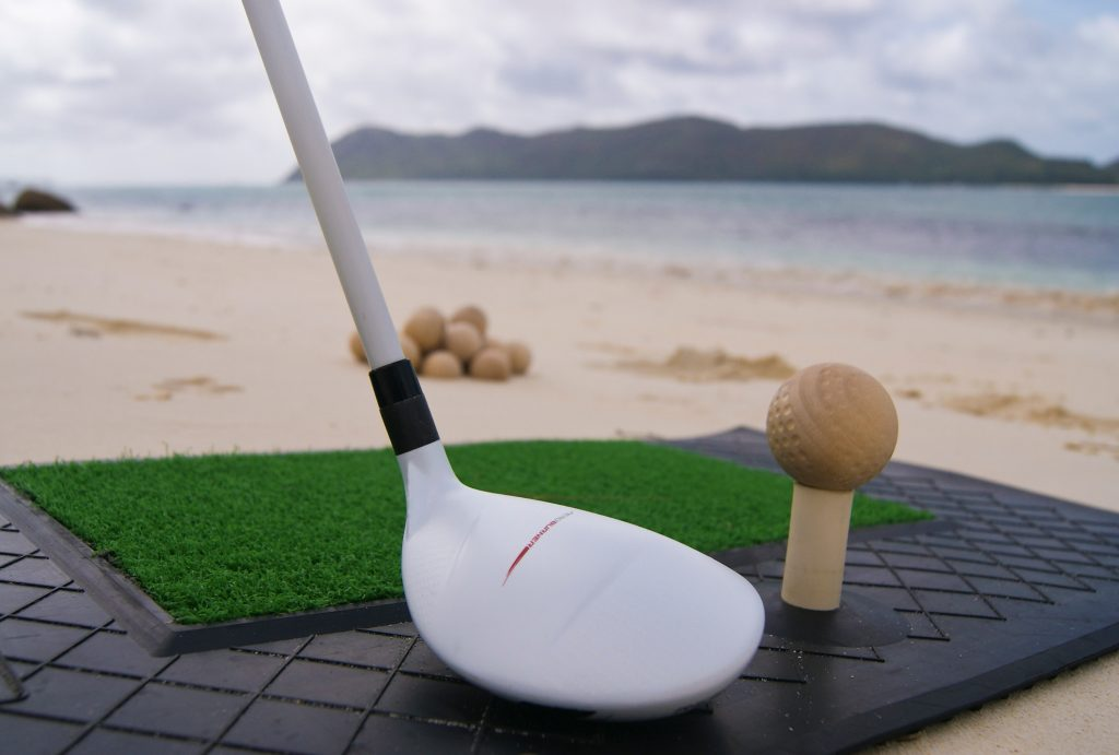 Golf Raffles Seychelles segara PR Agentur Tourismus München
