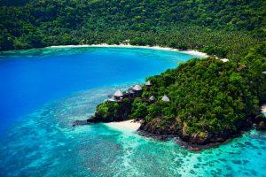 Laucala Island segara PR Agentur München Fidschi-Wasser