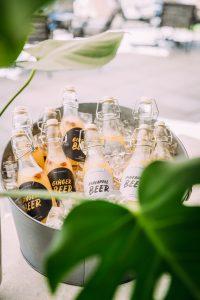 Ellerman House segara PR Agentur München Ananas-Bier Ginger-Bier