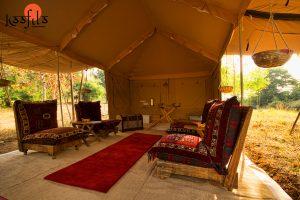 andBeyond Indien Mobile Camping Tour segara Kommunikation Tourismus PR Agentur München