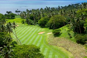 segara PR Agentur München Laucala Island Golf Course Pacific View