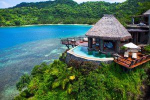 segara PR Agentur München Laucala Island Golf Peninsula Villa