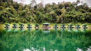 Sens Asia Travel Glamping Thailand Rainforest segara Kommunikation PR Agentur Tourismus