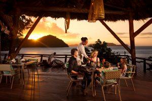 segara PR Agentur München Laucala Island Restaurant Seagrass Farm-to-table