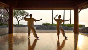 Weissenhaus Grad Village Resort & Spa am Meer Yoga Sandra von Zabiensky segara Kommunikation Tourismus PR Agentur München