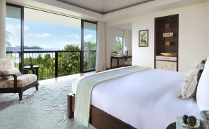 segara Kommunikation PR Agentur München Raffles Seychelles Villa