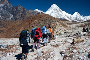 segara_PR_Agentur_München_andBeyond_Small_Group_Journeys_Trekkers_Mount_Everest_Nepal