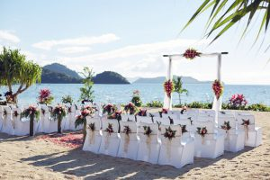 segara_PR_Agentur_München_Laucala_Island_Wedding_beach_set_up