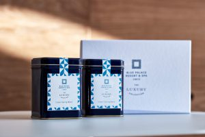 Blue Palace a Luxury Collection Resort & Spa Kreta Crete Tea Collection Tee segara Kommunikation Tourismus PR Agentur München