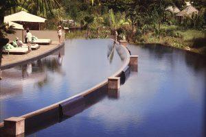 segara Kommunikation PR Agentur München Raffles Seychelles Pool Süßwasser Hotelquelle