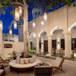 segara Kommunikation PR Agentur München Al Bait Sharjah Designoase The Café Innenhof