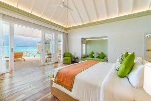 segara_PR_Agentur_München_Olhuveli_Grand_Water_Villa_bedroom
