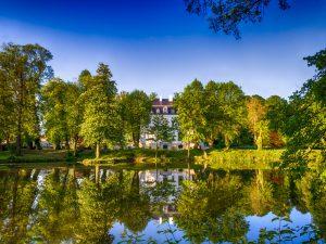 Schlossteich Ostsee Weissenhaus Grand Village Resort & Spa am Meer segara PR Agentur Tourismus München