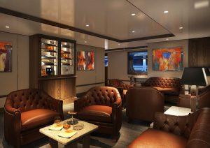 Silversea_Cruises_segara_PR_Agentur_München_Silver_Moon_Connoisseur_Corner_Red_Chairs