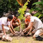 segara_PR_Agentur_München_Tourismus_Fregate Island Private_Wright's Gardenia_Conservation_Team