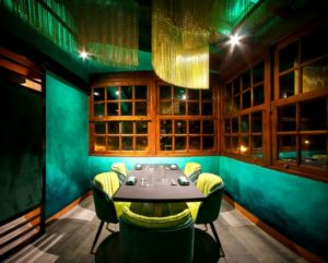 Bahia del Duque Teneriffa segara Kommunikation Tourismus PR Agentur München Kensei Restaurant Table