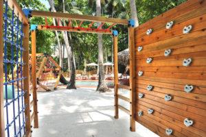JOALI Malediven Spiele Kletterwand Kinder Camp segara Kommunikation Tourismus PR Agentur München
