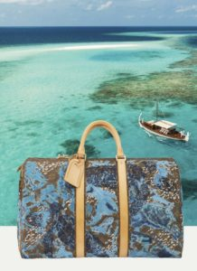 One&Only Taschen Kollektion Louis Vuitton segara Kommunikation Tourismus PR Agentur München