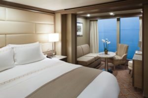 Silversea_Cruises_segara_PR_Agentur_München_Doppelbett_Kabine