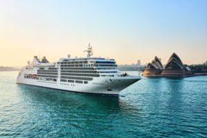 Silversea Cruises Monaco Silver Muse Sydney segara Kommunikation Tourismus PR Agentur München