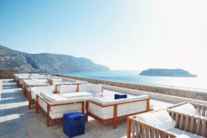 Blue Palace Kreta Phaea Programm Restaurant Aussicht Meer segara Kommunikation Tourismus PR Agentur München