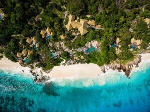 segara_PR_Agentur_München_Tourismus_Fregate_Island_Private_Private_Pool_Villa_Aerial_Coastline