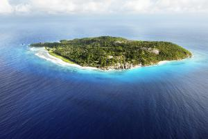 Fregate Island Private East Aerial