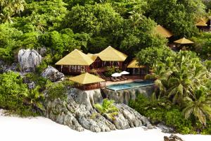 Fregate Island Private Twin Villa Outer